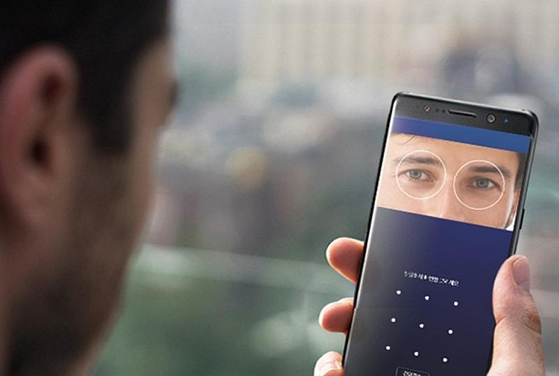 Samsung Galaxy IRIS Scanner can be Hacked