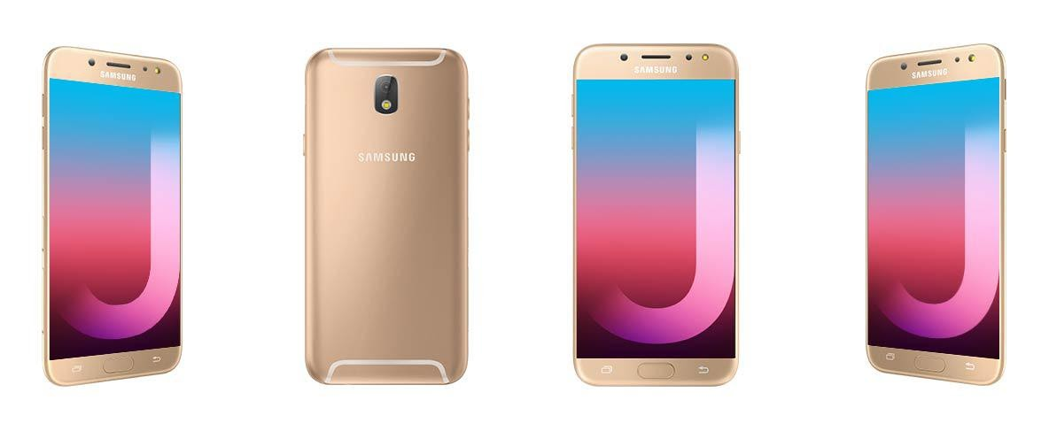 Samsung Galaxy J7 Pro and J7 Max.